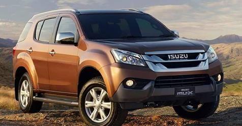 Isuzu To Launch This Suv Suv Car New Upcoming Cars