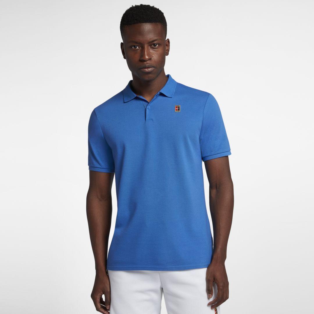 bba47b65cf NikeCourt Men's Tennis Polo   Products   Polo, Tennis, Nike