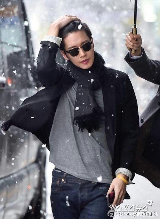 Handsome! Park hae jin