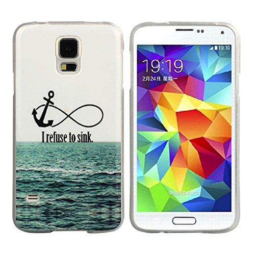 Sannysis(TM)Refuse To Sink Quote TPU Case Cover Case For Samsung Galaxy S5 i9600 Sannysis http://www.amazon.com/dp/B00O4VVFNW/ref=cm_sw_r_pi_dp_K5D.ub1QDZYF2