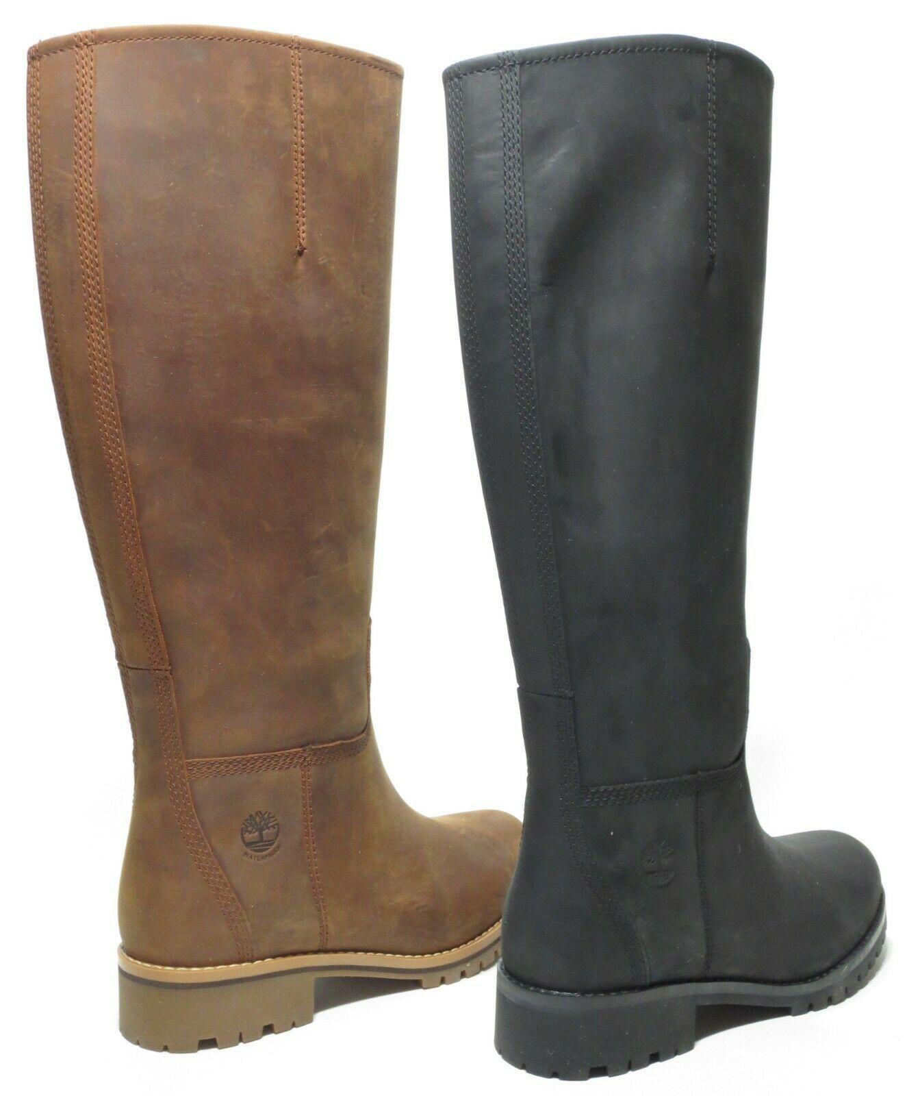 Black boots tall, Boots, Timberlands women