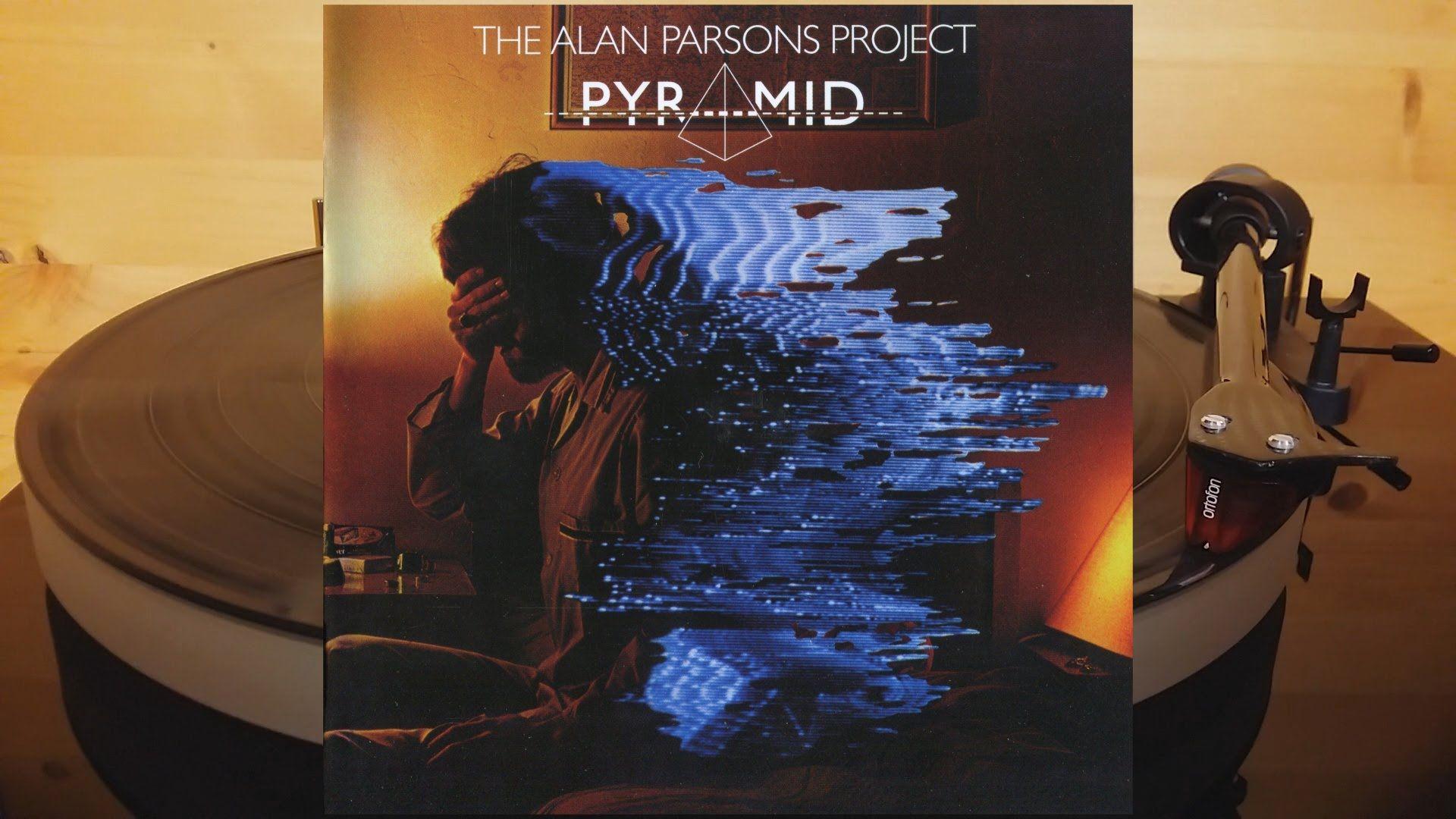 The Alan Parsons Project Pyramid Vinyl Alan Parsons Project Alan Parsons Pyramids