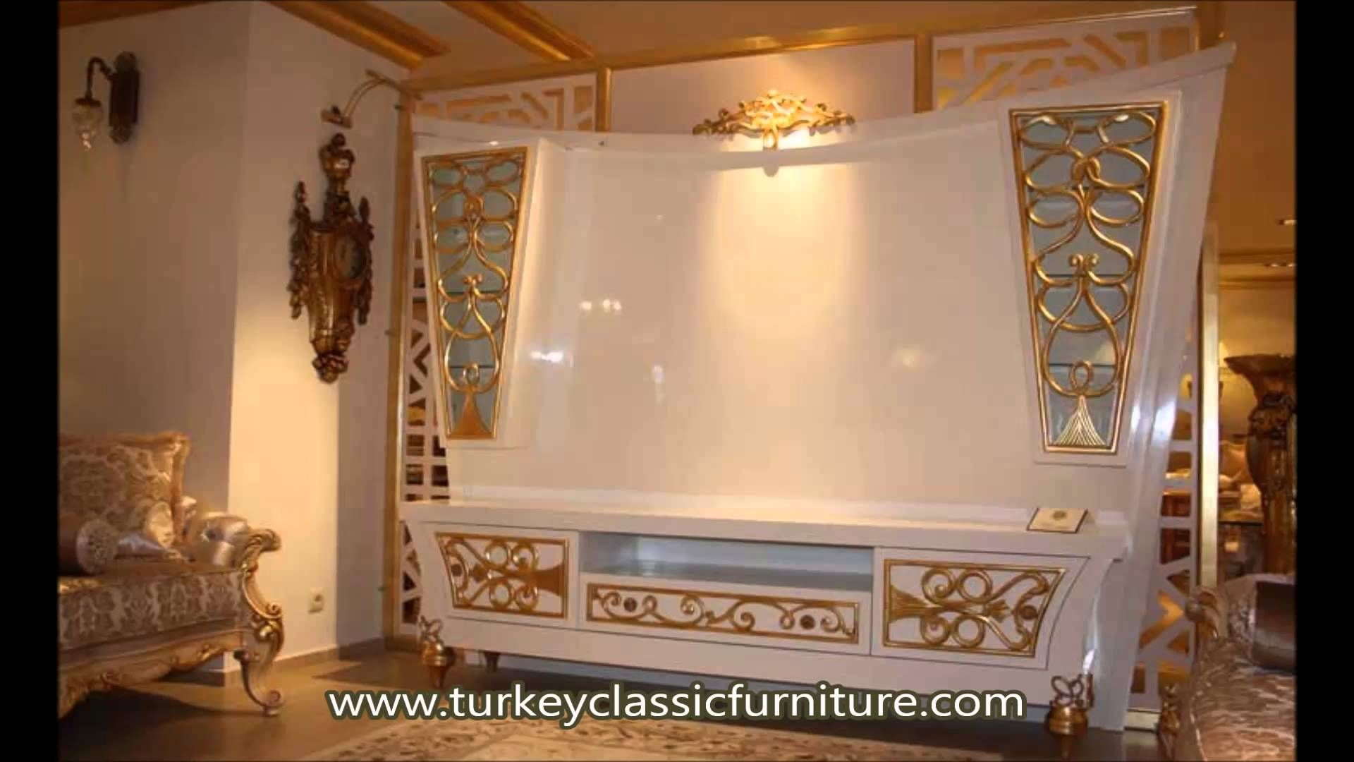 Luxury Walls | Classic Luxury TV Wall Units and Media Cabinets ...