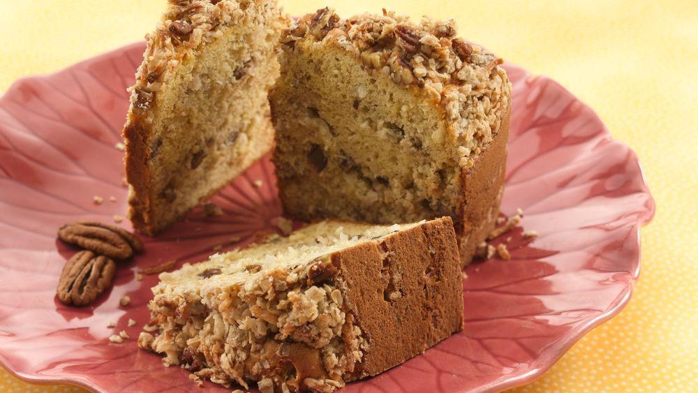 Banana crunch cake recipe banana crunch cake recipe