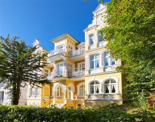 Villa Aegir, Puschkinstraße, Heringsdorf, Usedom