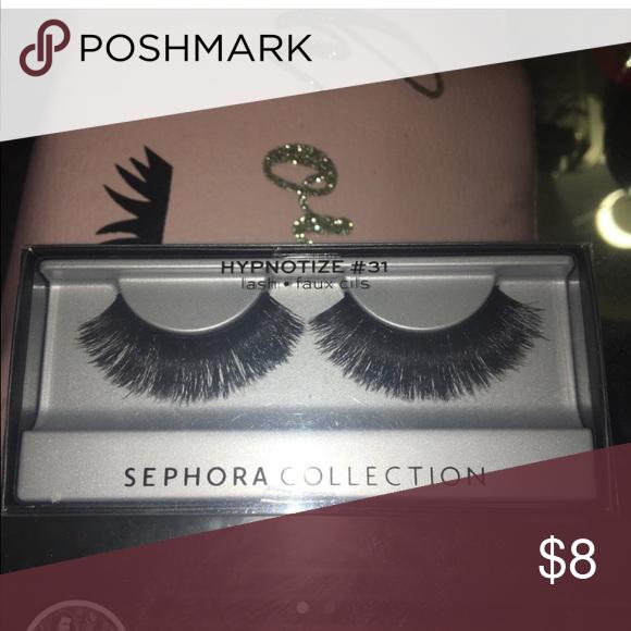 7c13cc2b513 Sephora collection lashes Hypnotize #31 lashes! Originally $10 Sephora  Makeup False Eyelashes