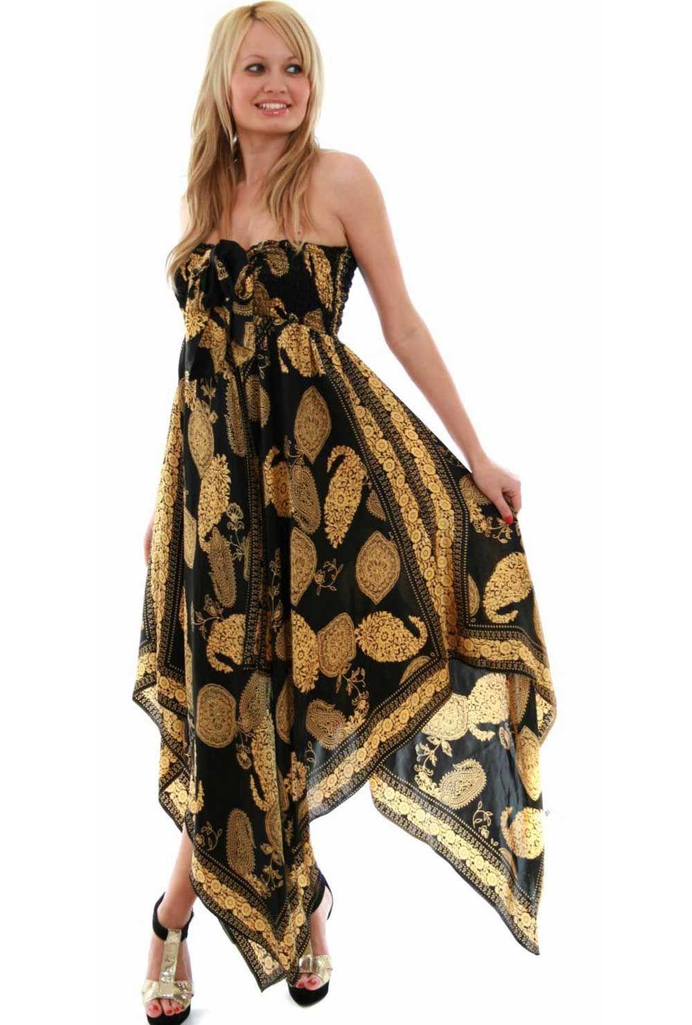 handkerchief dresses | dresses day dresses matalan paisley print ...