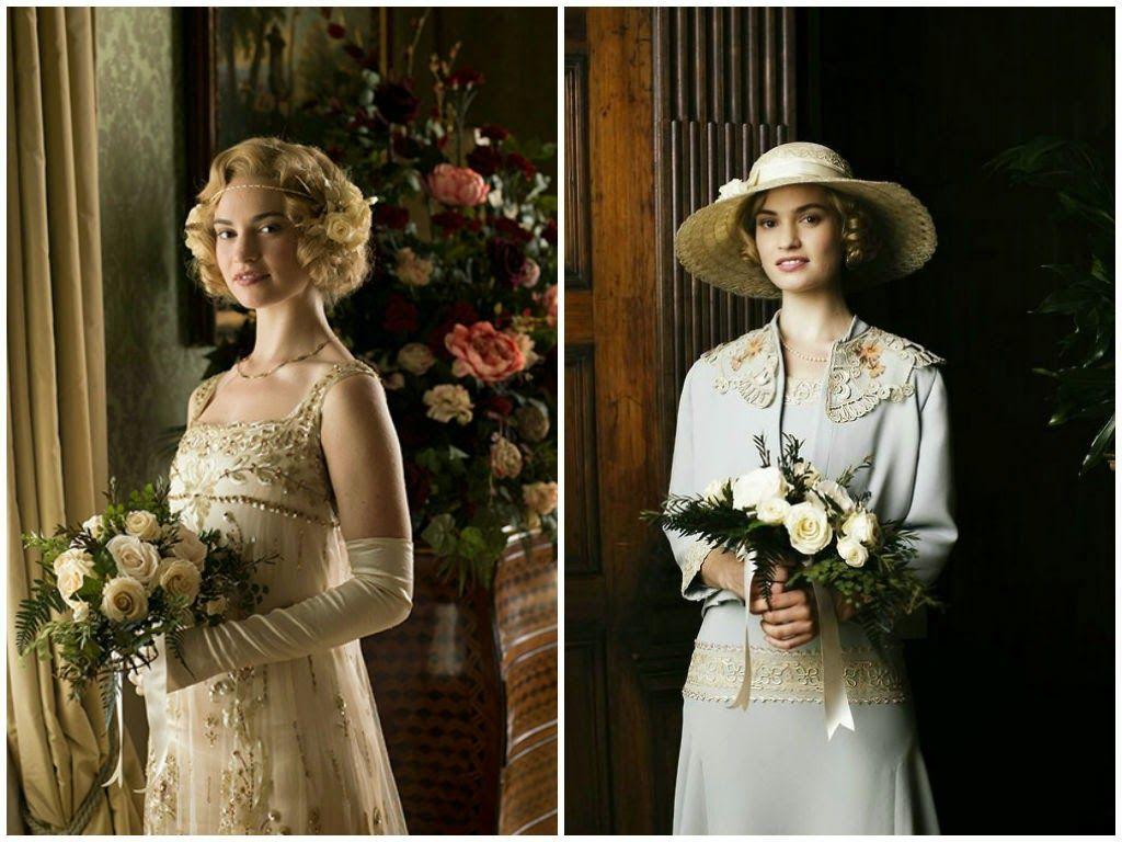Y la boda de Lady Rose