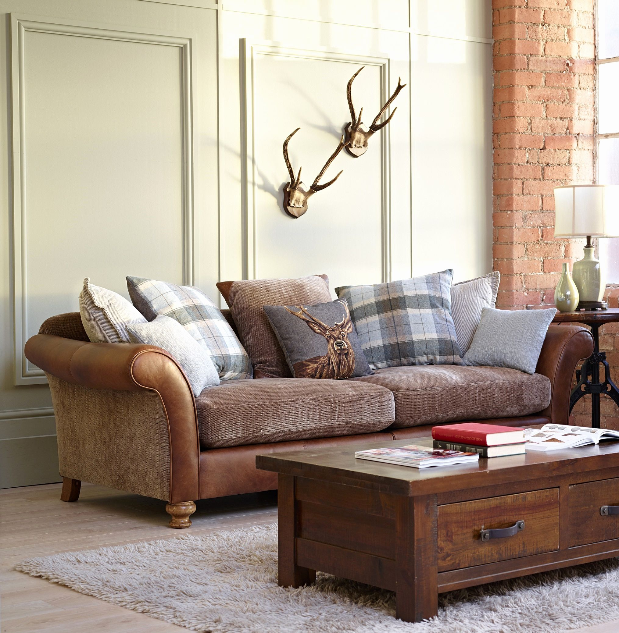 Ideas Leather And Fabric Sofa Images Leather And Fabric Sofa Mix Radiovannes Living Room Sofa Tan Leather Sofa Living Room
