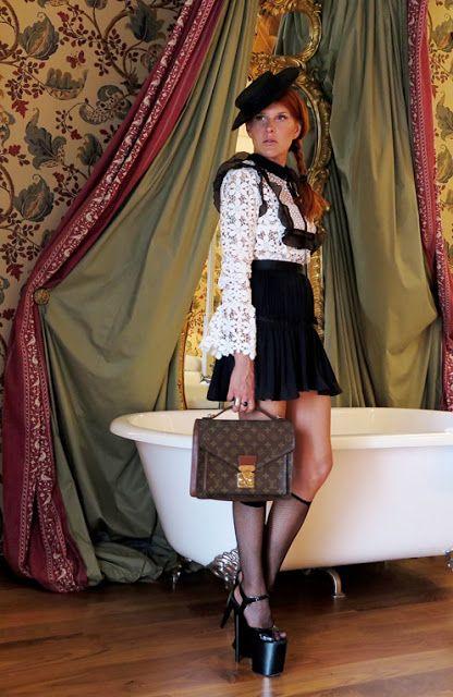 The wardrobe of Ms. B: Mary Poppins