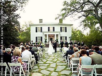 Primrose Cottage Roswell Georgia Wedding Venues 4