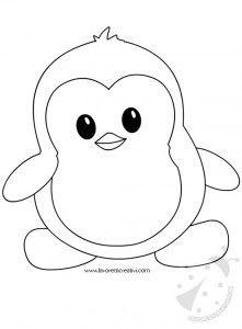 Disegni Da Colorare Pinguini.Decorazioni Invernali Per Scuola Pinguini Decorazioni Invernali Colori Di Natale