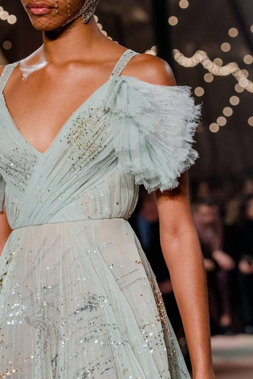 Dior Spring/Summer 2019 Couture #dollscouture
