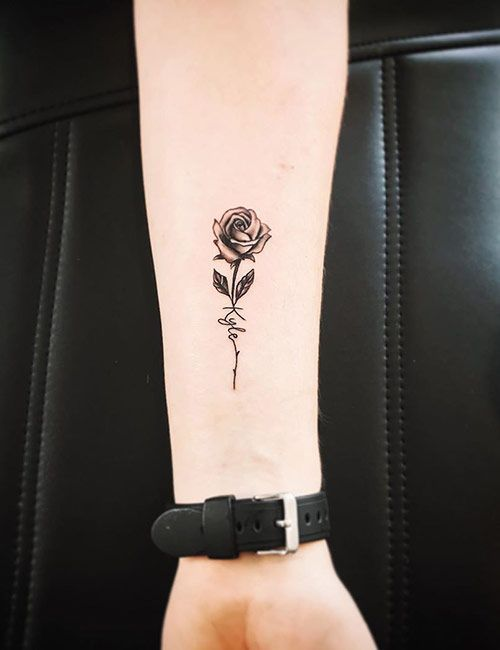 Photo of Flaunt These Stylish 30 Name Tattoos To Honor Your Loved Ones – Homemade Tattoo 2020