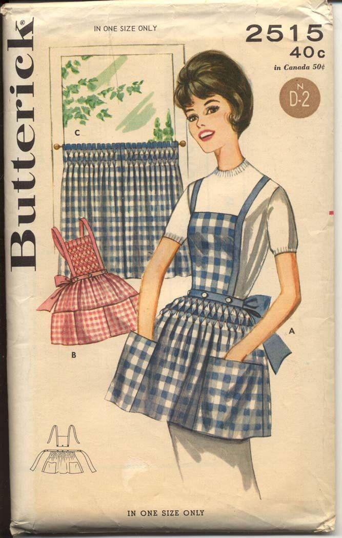 Perfect 60s Nähmustern Vignette - Decke Stricken Muster ...