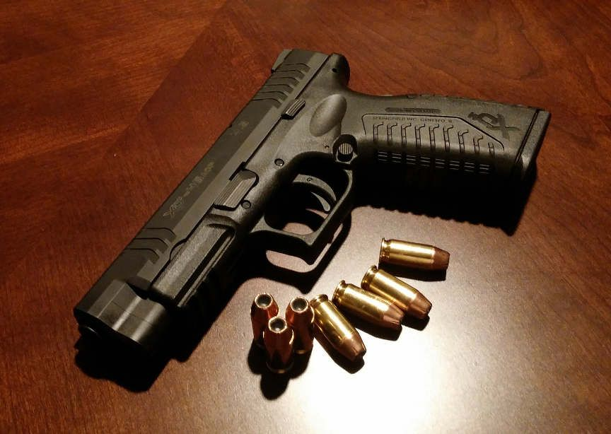 3 Must Have Features For The Best Home Defense Guns 24 7 Home Security Hand Guns Home Defense Guns