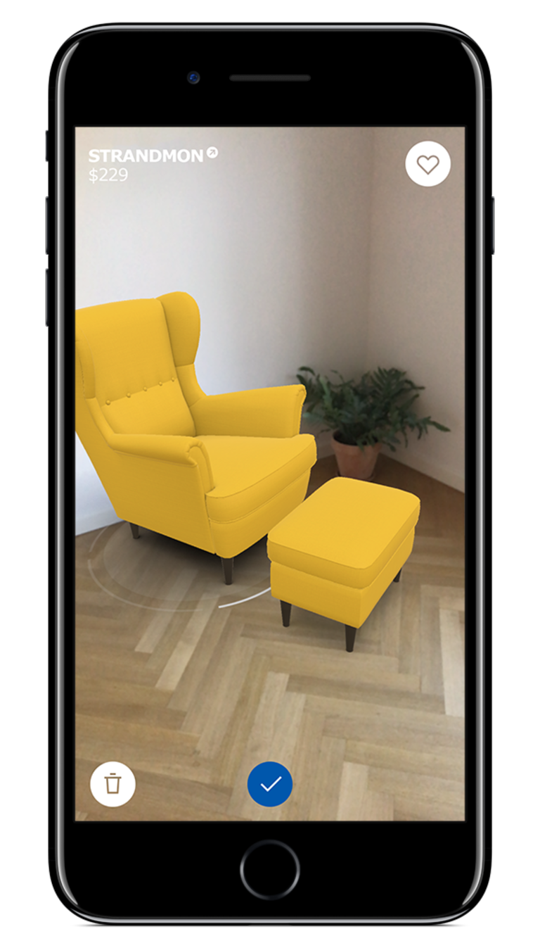 With Apple's New ARKit, IKEA Created an App That Could Revolutionize