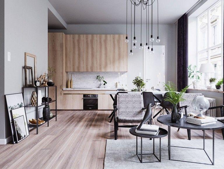 40 Best Soothing Scandinavian Interiors Small Living Room Decor Interior Design Scandinavian Interior Design