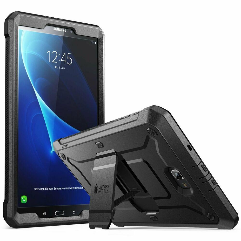 Galaxy Tab A 10 1 Case Supcase Unicorn Beetle Pro Series Full Body Rugged Pro Supcase Samsung Galaxy Tab Galaxy Tab Galaxy