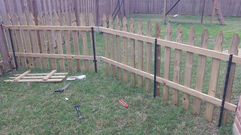 29 Simple Cheap Temporary Fencing Ideas Temporary Fencing