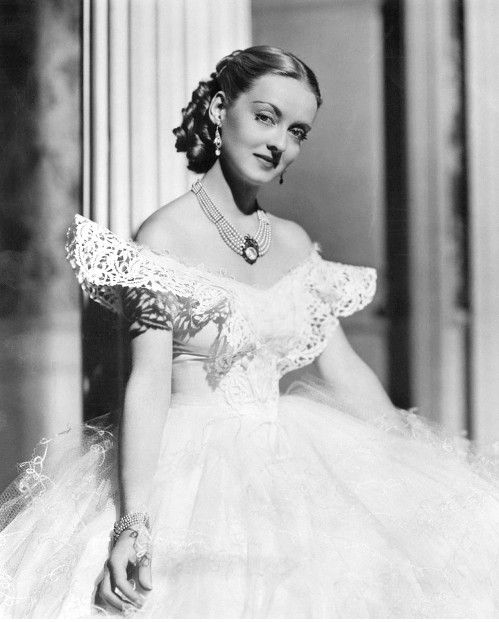 Bette Davis - Jezebel 1938
