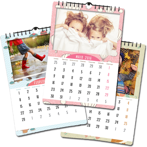 Calendarios De Bebés E Infantiles Con Diseños Divertidos A La Vez Que Elegantes Pon Las Fotos Calendarios Con Fotos Diseño De Calendarios Calendario Infantil