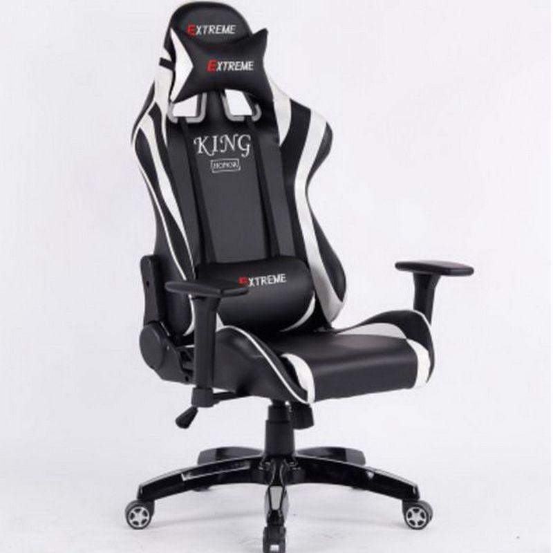 L350112 Work Office Chair 360 Degree Rotation Fixed Handrail High Density Sponge Filling Boss Office Chair Home Gaming Chair Gaming Chair Chair Boss Office