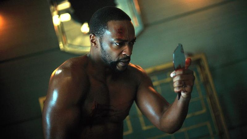 Necessary Streamers Anthony Mackie Is Takeshi Kovacs In Altered