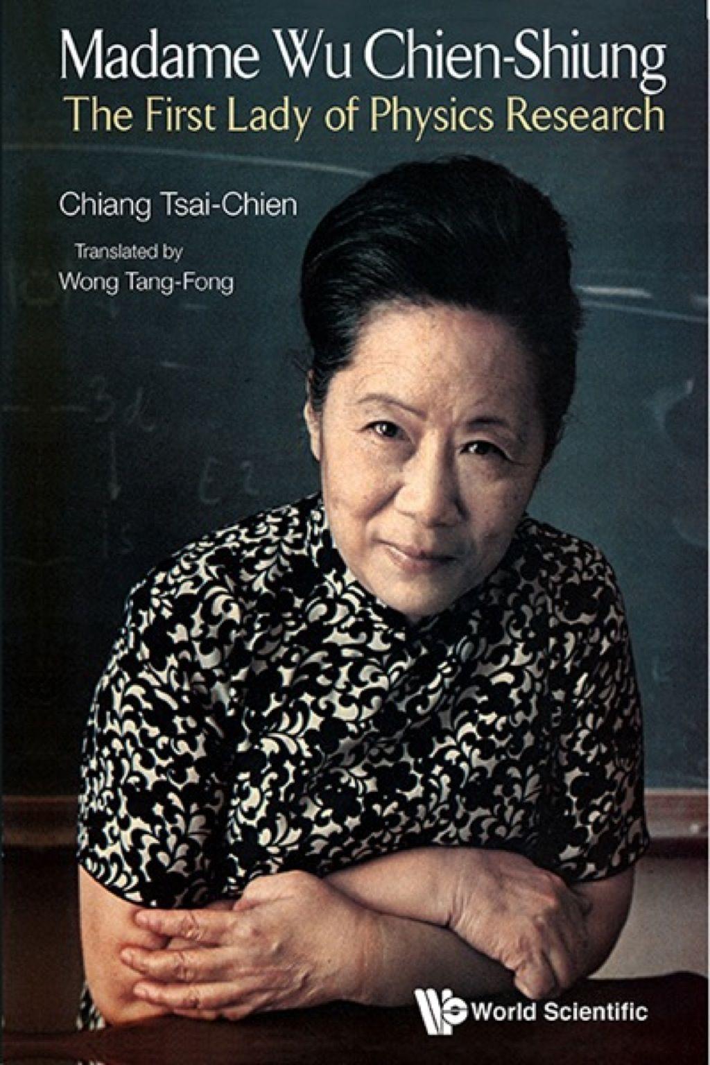 Madame Wu Chien Shiung Ebook In