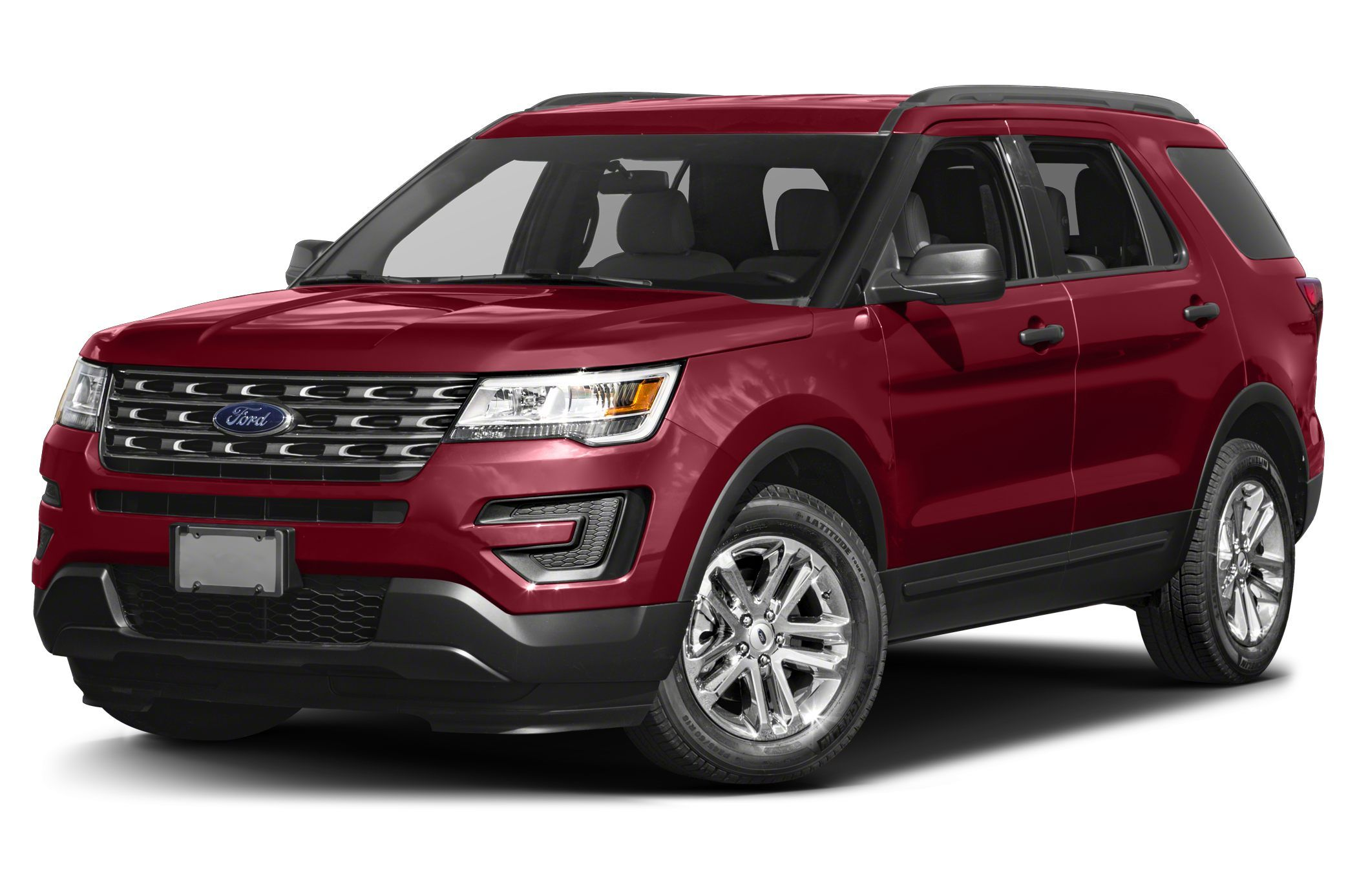 2017 Ford Explorer Information