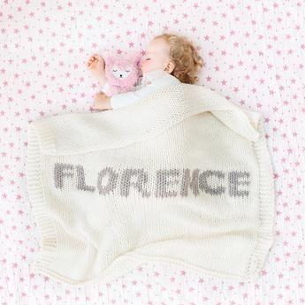 Cream blanket & mink name | Blanket, Baby names, People ...