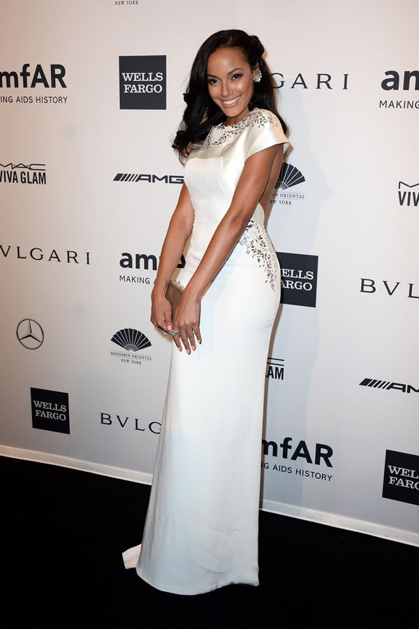 Selita-Ebanks-amfAR-New-York-City-Gala-2014