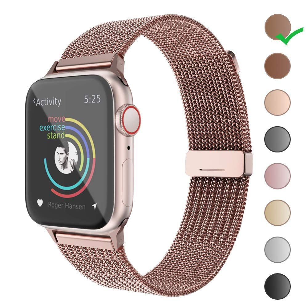Cocos Compatible with Apple Watch Band 38mm