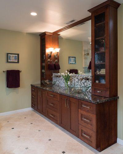 Bathroom Vanities And Sink Consoles Home Design Pinterest