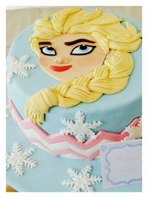 Sweet Party- o amor é doce: Festa Frozen Vintage