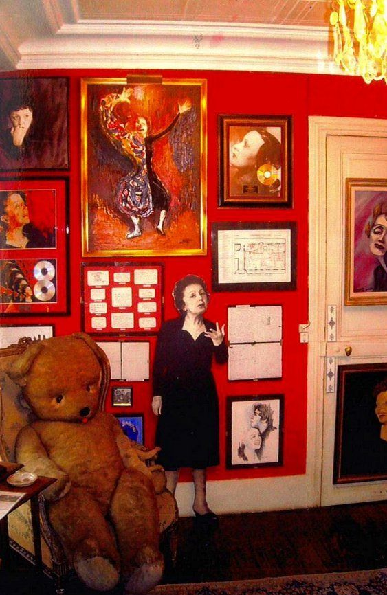 Musée Edith Piaf . 5 Rue Crespin du Gast, Paris 11