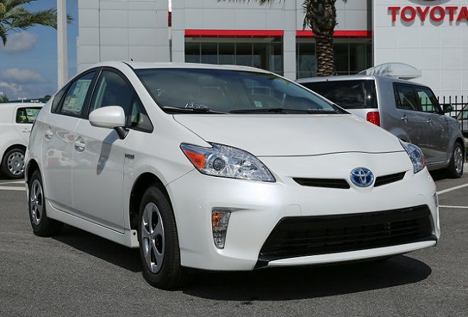 The N Charlotte Toyota Prius Was Rated As Most Reliable Hybrid Car Find Out