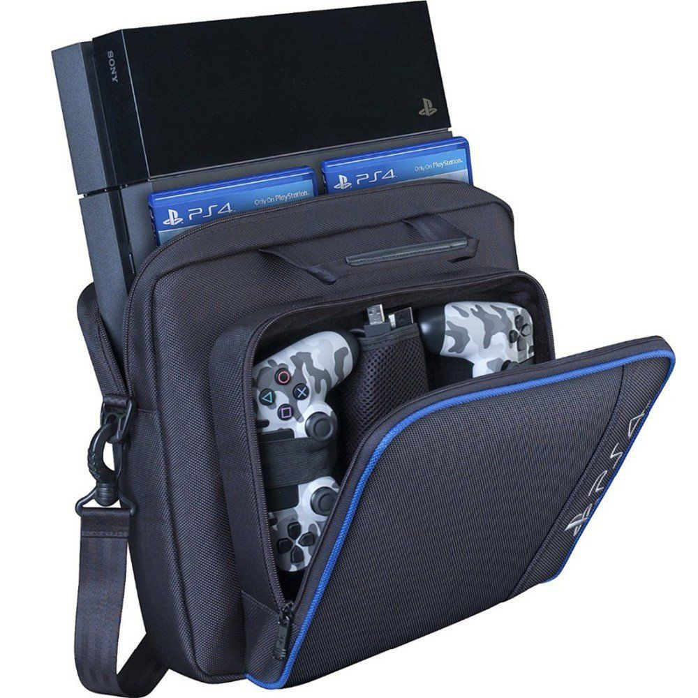 This Travel Kit Is A Must Have For Any Gamer Who Is Always In Need