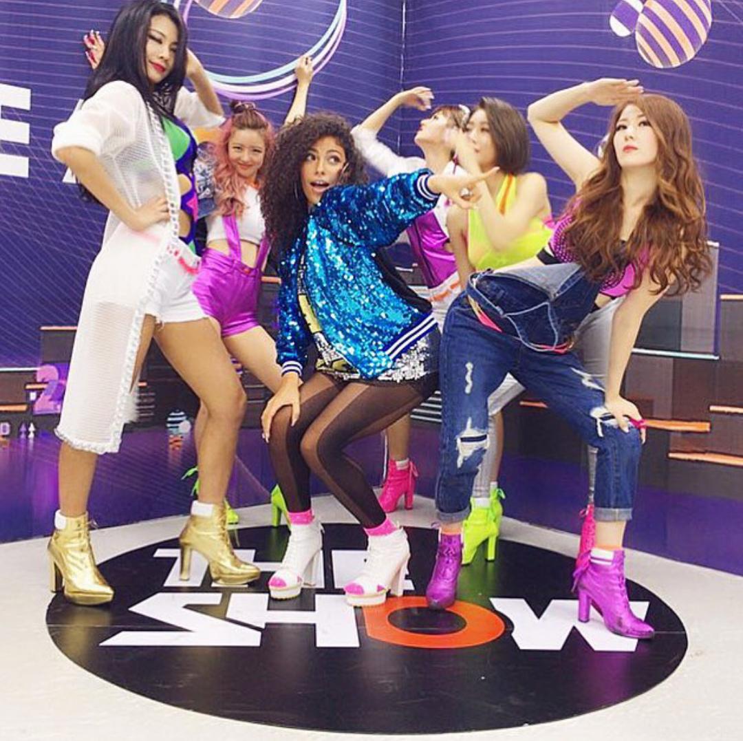Dailyalexreid Rania Kpop Kpop Girls Kpop Girl Groups