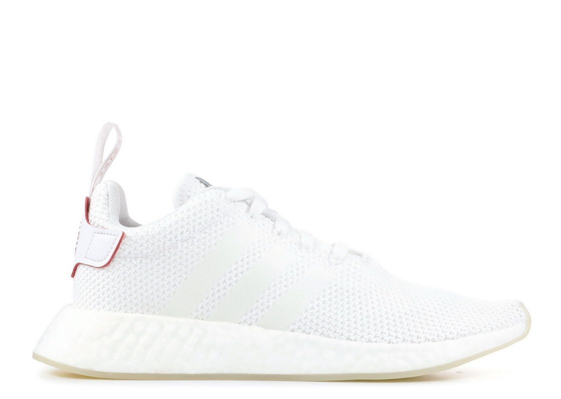 new product d9e6d 18cf9 Adidas NMD R2 Chinese New Year White White Scarlet Db2570 ...