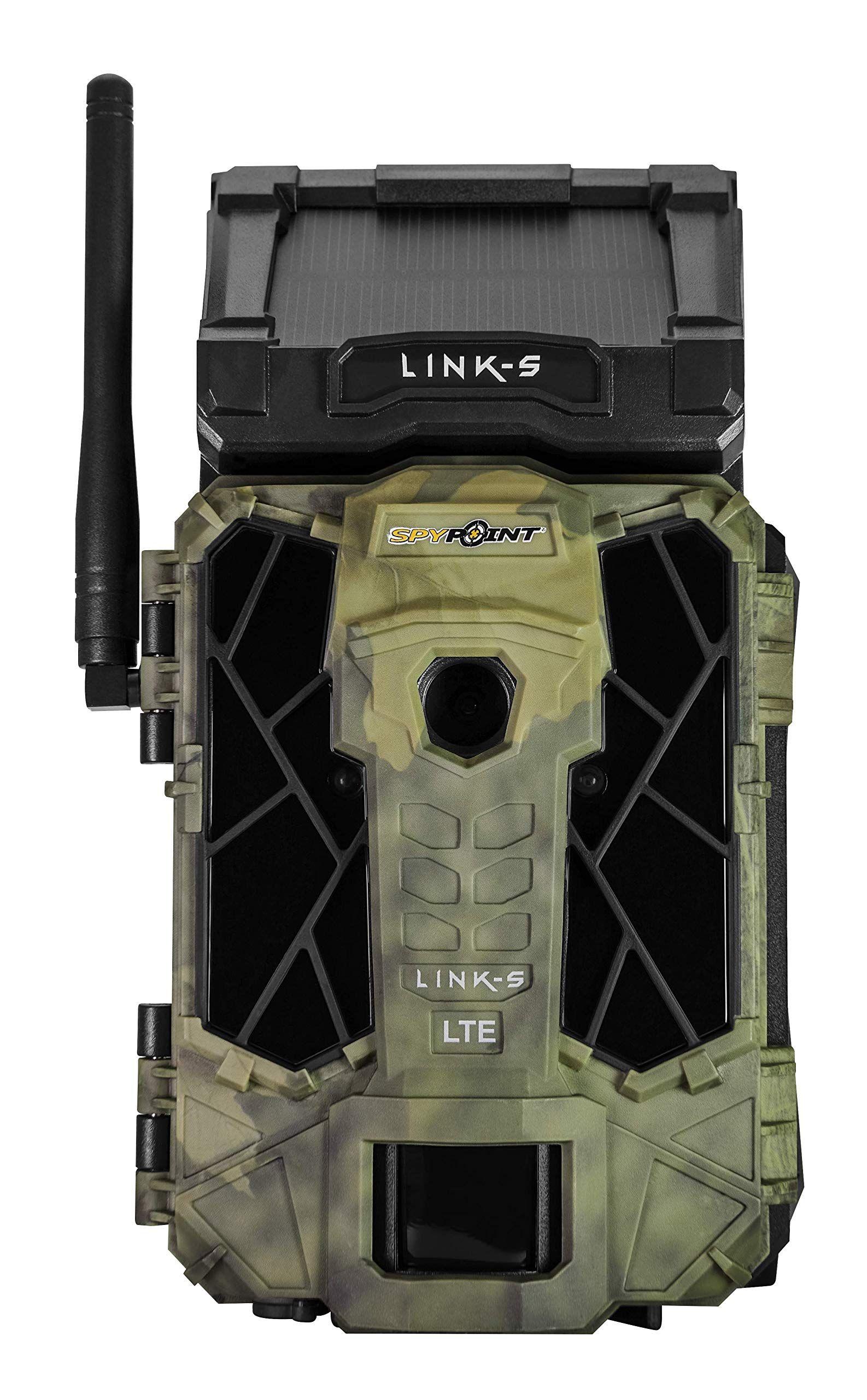 Spypoint Link S V Solar Cell Trail Camera Verizon S