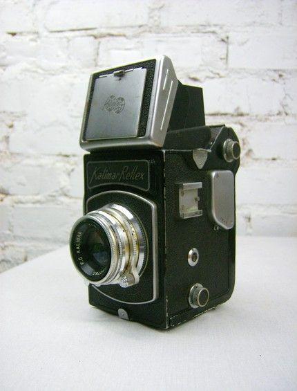 Kalimar Reflex Slr Camera Vintage Cameras Photography Vintage Cameras Retro Camera