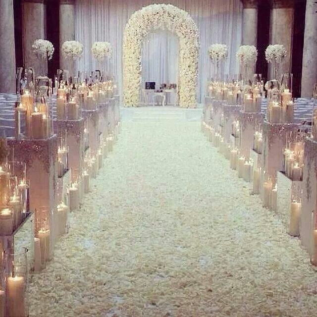 Stylish Wedding Ceremony Decor: Pin By AdoRHOble22 Ace On Wedding Things