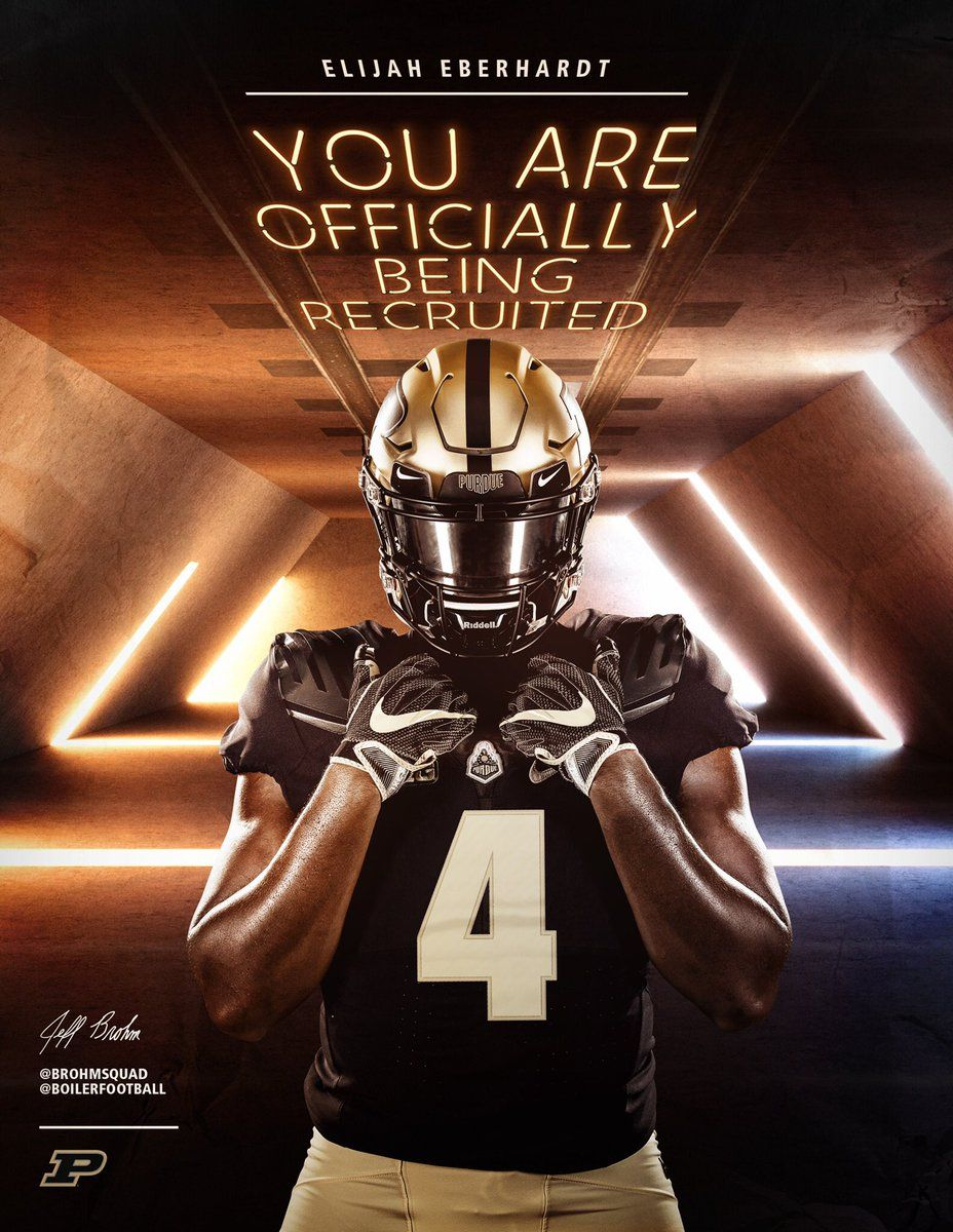 Purdue Sports Design Inspiration College Football Recruiting Nfl Football Wallpaper