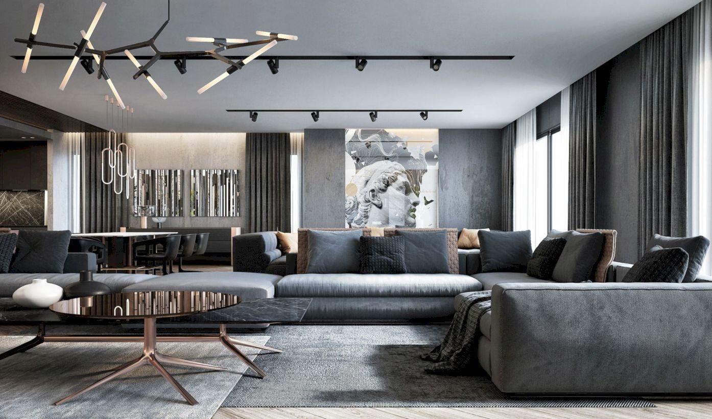 48 Amazing Apartment Ceiling Design Ideas That Inspiring Luxury