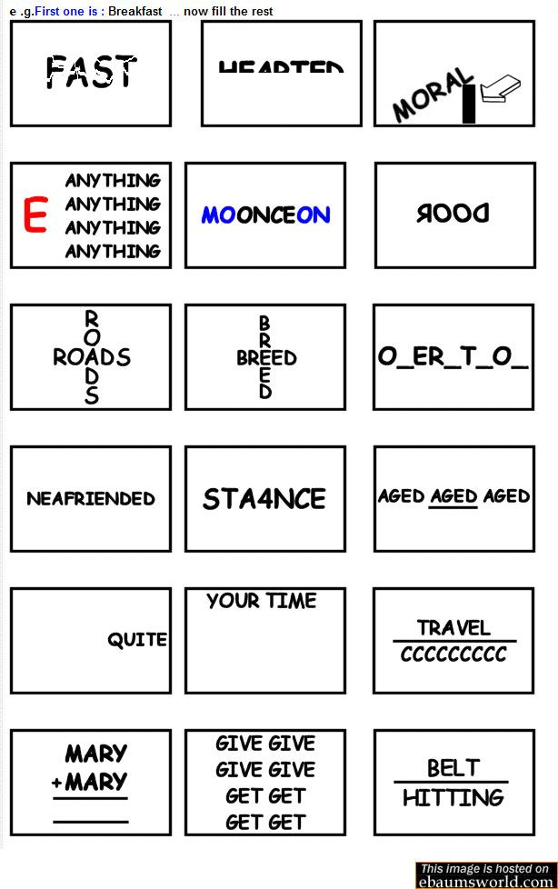 Brain Teasers With Answers3 | Grade 7 Science | Pinterest | Brain ...