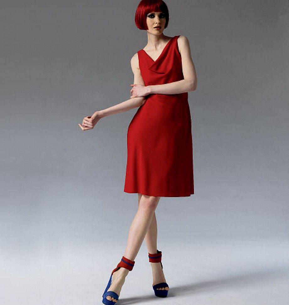 Vogue 1351 Misses\' Dress My next project!   Dressmaking patterns ...