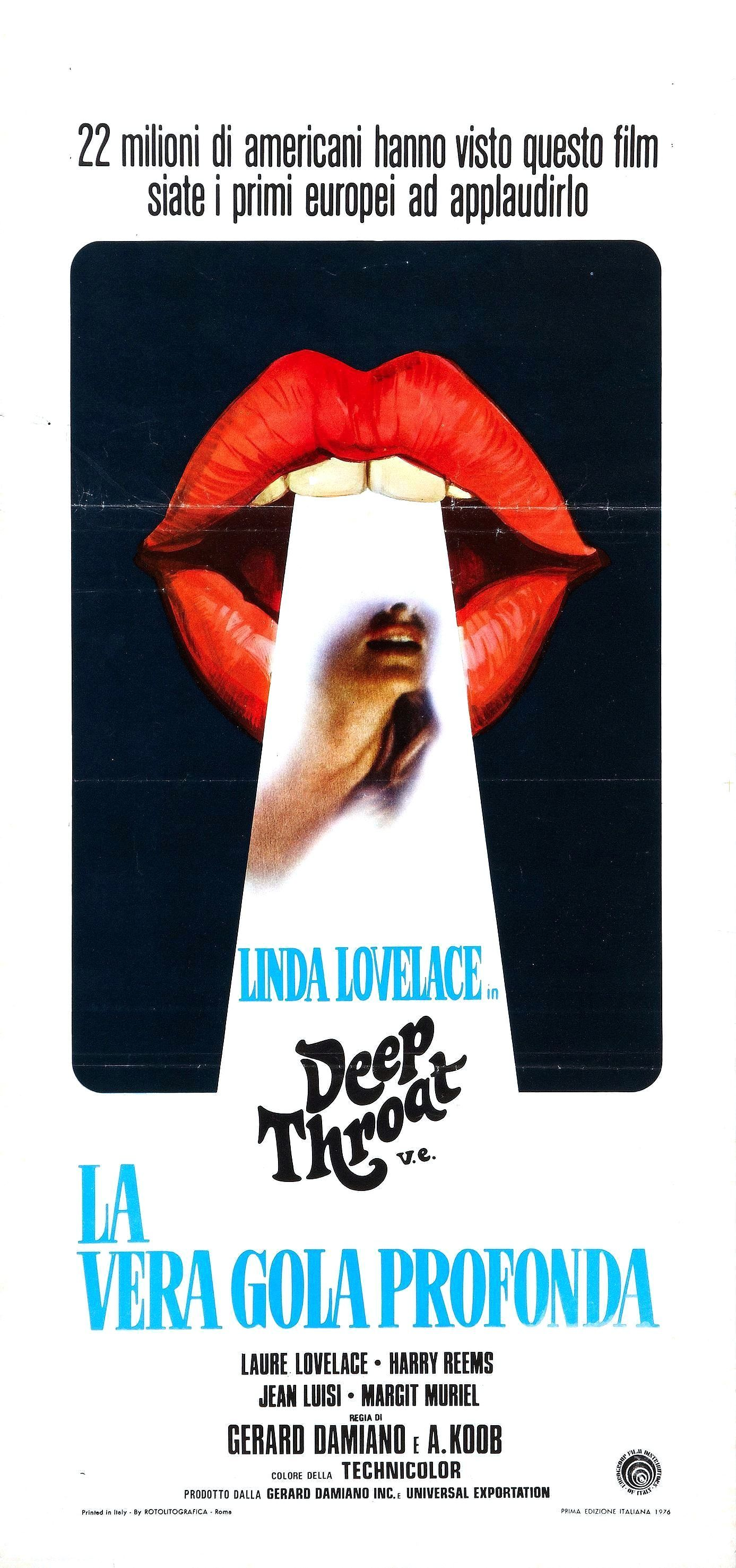 Deep throat original 1972 movie-9797