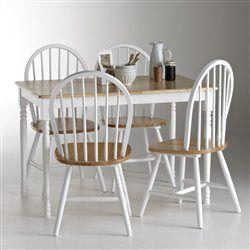 Ensemble Table Et 4 Chaises Windsor Les Petits Prix Mobilier De