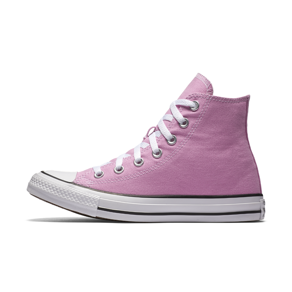 895aaa393358 Converse Chuck Taylor All Star High Top Women s Shoe Size 7.5 (Pink) -  Clearance Sale